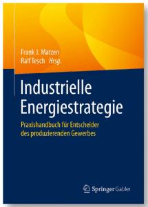 Cover Industrielle Energiestrategie