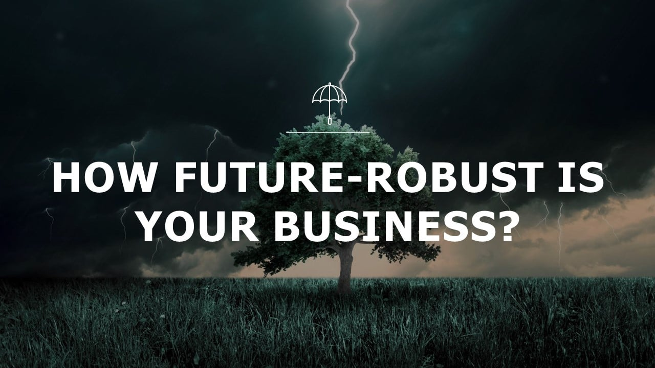 How future robust is your business