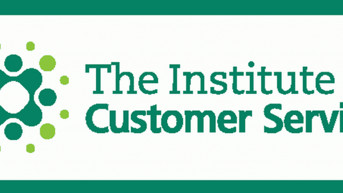Juni 2016: Studie mit dem Institute of Customer Service