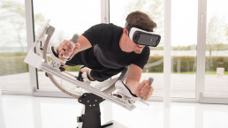 Icaros - Fitness in Virtual Reality